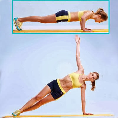 Home Fitness Exercise