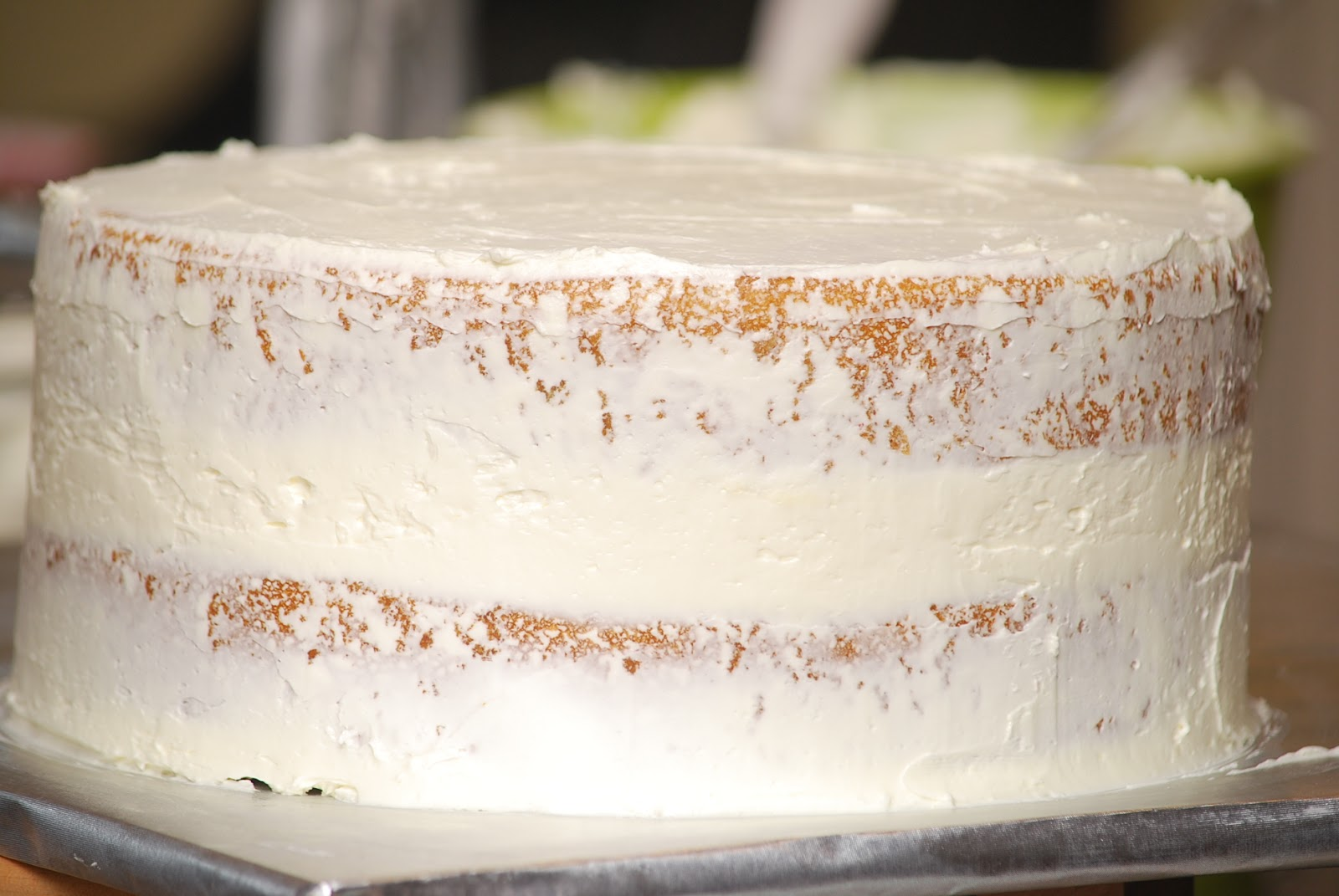 Can You Freeze A Buttercream Iced Cake
