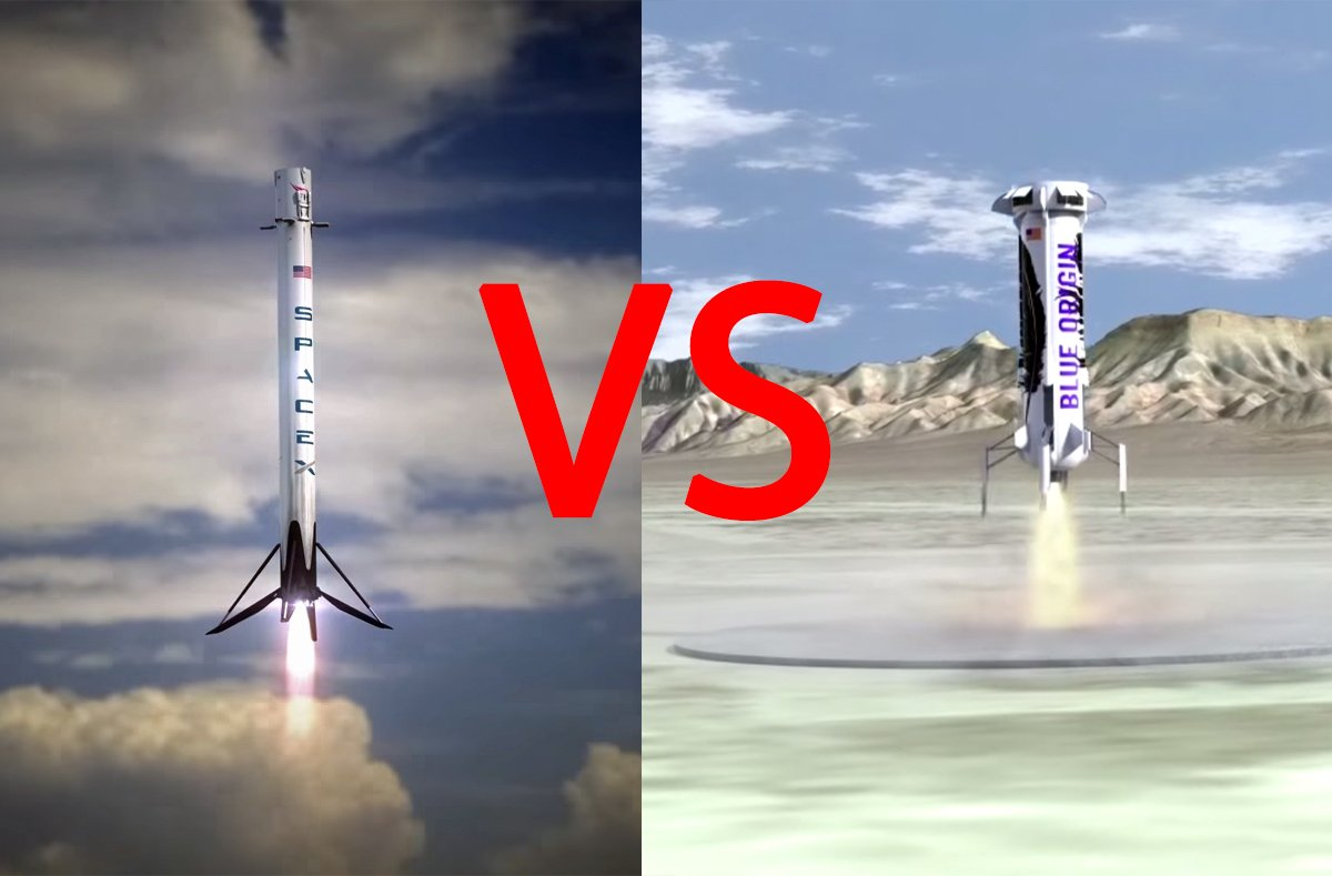 here s the real difference between the blue origin new sheppard and spacex falcon 9 rockets as outlined in the november 24th 2015 business insider article