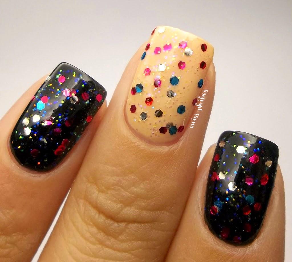 Esmalte Glitter Cadiline