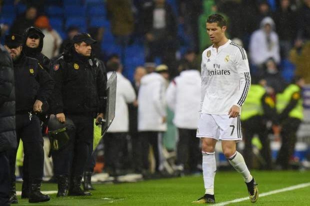 Copa del Rey: Saya Bukan Dari Planet Lain - Ronaldo, info sukan, bola sepak, cristiano ronaldo,
