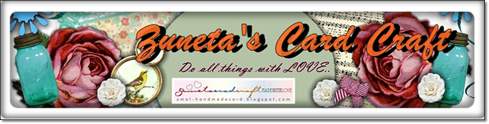 Zuneta Card Craft