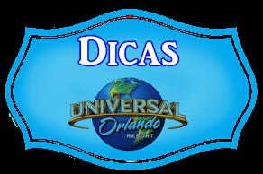 Dicas Universal Studios