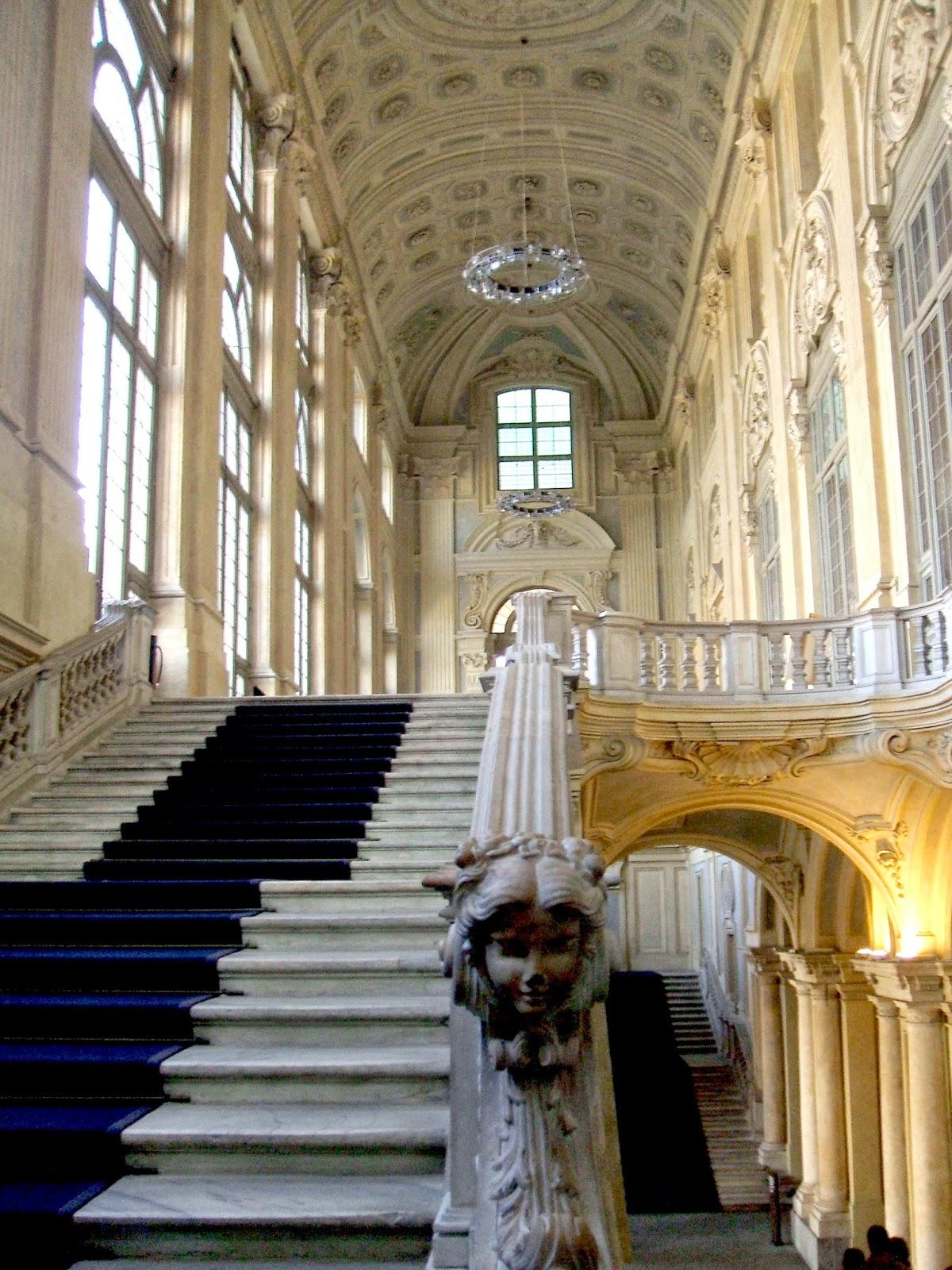 La mia arte settecento un secolo breve dal 1715 all for Palazzo villa torino