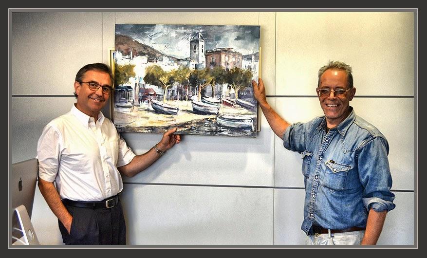 RELATS-CALDES DE MONTBUI-EMPRESA-PINTURA-FOTOS-PORT DE LA SELVA-PAISATGES-CATALUNYA-PINTOR-ERNEST DESCALS