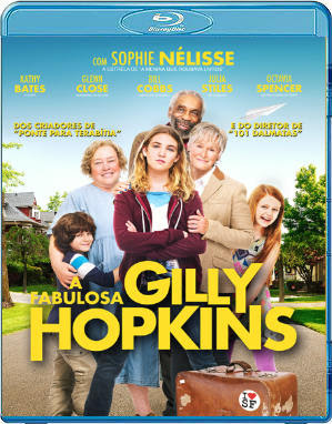 Filme Poster A Fabulosa Gilly Hopkins