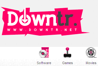 downtr a service for hosting files