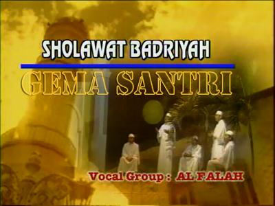 PonPes Al-Falah - Sholawat Badar-Gema Santri