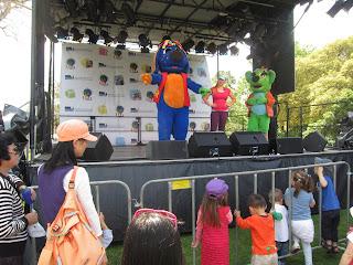 Children's Week in Melbourne