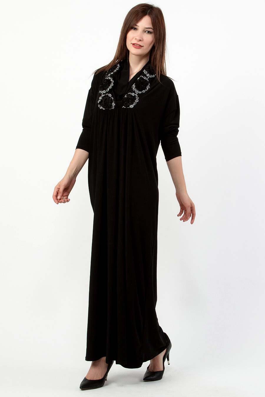 Abaya Designs 2013-14 | Adorable Abaya from Saudia