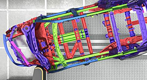 2016 Honda Pilot Earns Top Safety Pick Plus Rating