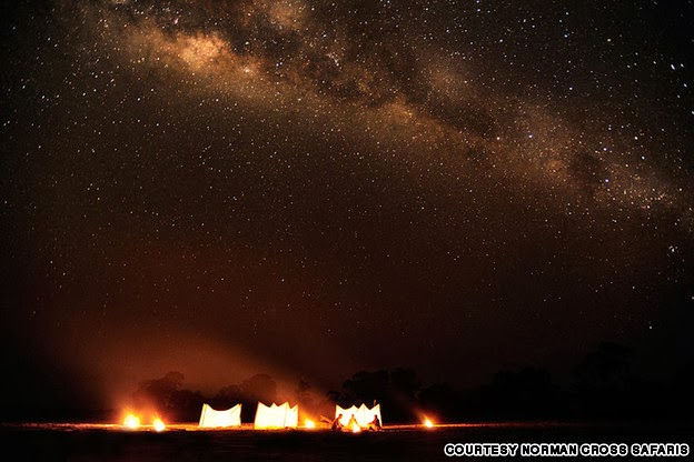 The Southern Cross, Zambia