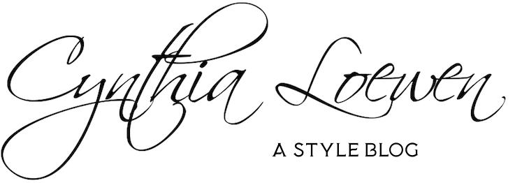 Cynthia Loewen Blog