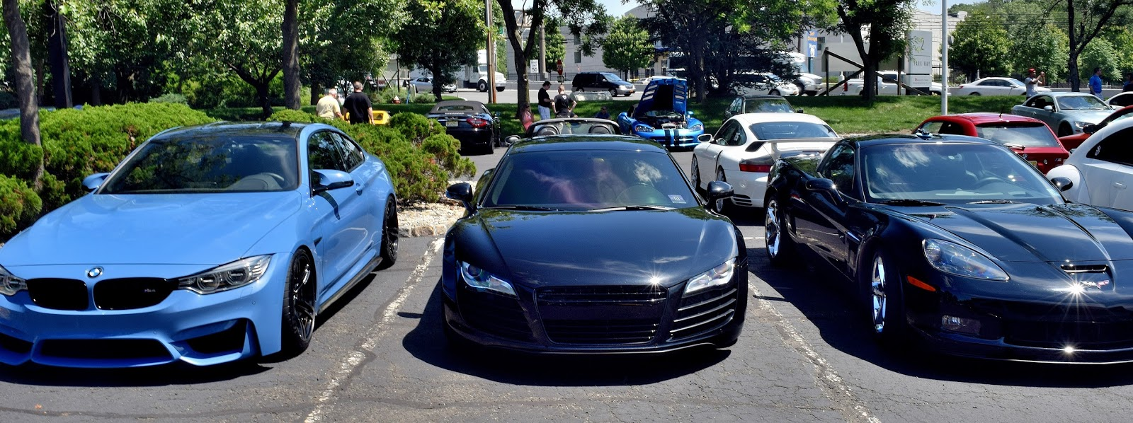 Maserati Of Bergen County >> Cars and Caffe: Cars and Caffe at Maserati of Bergen County -- Sunday, June 14th, 2015