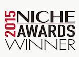 2015 NICHE Award Winner
