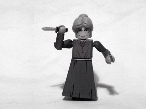 Psycho Norman Bates Minimate