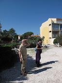 fotografies visita La Materntiat d'Elna (25/9/2011)