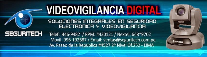Videovigilancia Digital