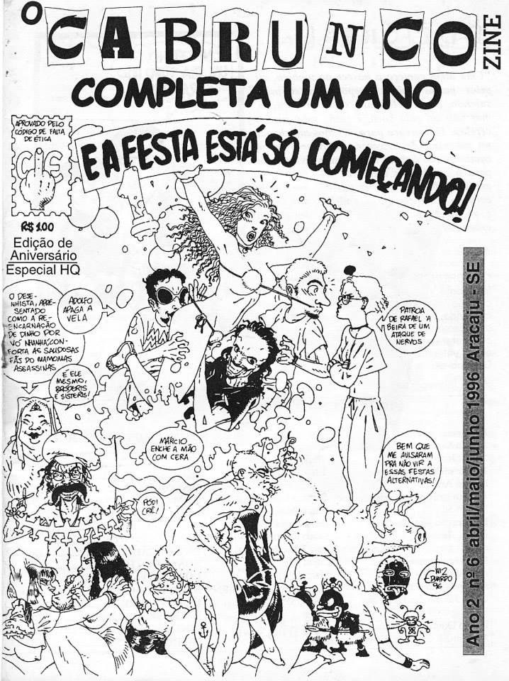 CABRUNCO #6