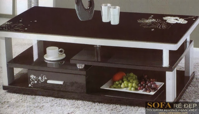 Bàn sofa gỗ 003HP