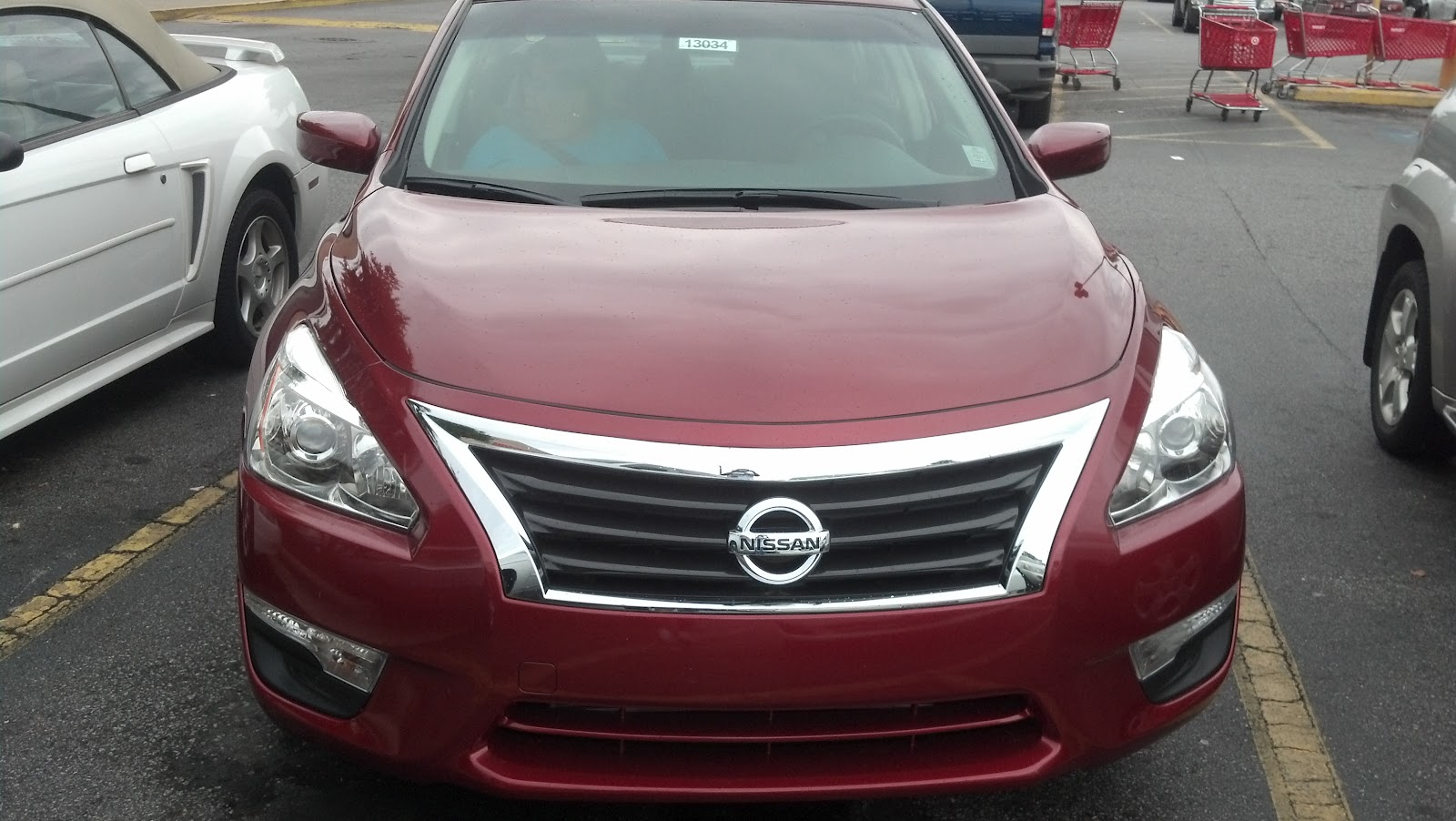 Review: 2013 Nissan Altima 2.5 SV