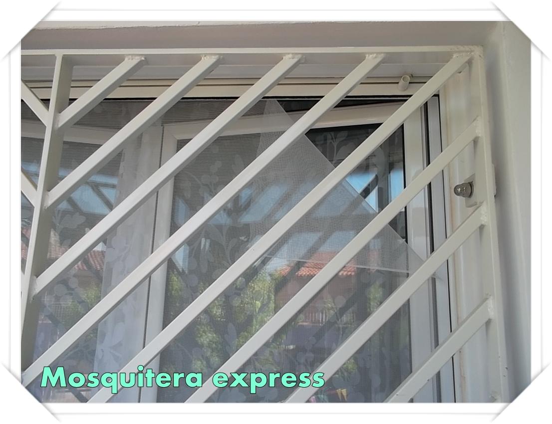 Como poner mosquiteras en las ventanas amazing simple cmo - Mosquitera casera ...