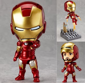nendroid iron man