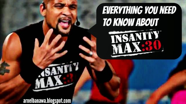 Everything You Need To Know About Insanity Max 30