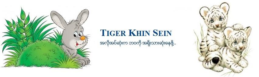 Tiger Khin Sein