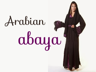 Arabian Abaya Styles for Girls