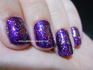 China Glaze - Glitter Goblin