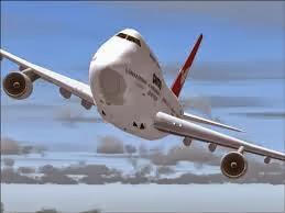 Morocco King's Plane