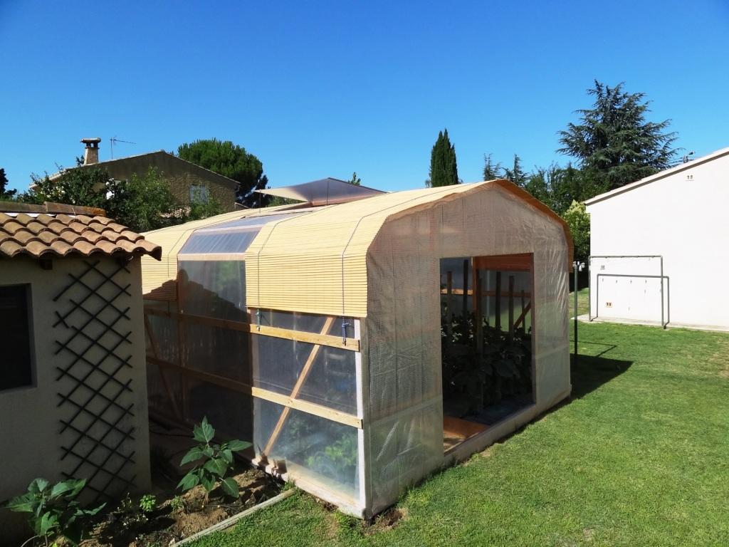 ma petite serre au fond du jardin. Black Bedroom Furniture Sets. Home Design Ideas