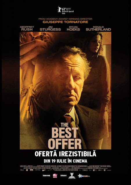 The Best Offer 2013 Blueray 720p 875mb - Watch Online Or Download