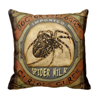 Bats Blood Throw Pillow