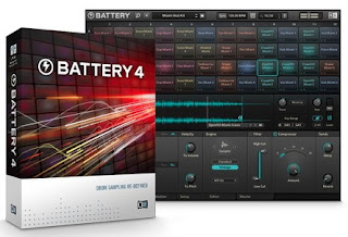 Native Instruments Battery 4.0.1 Full Version