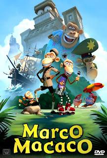 Marco Macaco - DVDRip Dublado