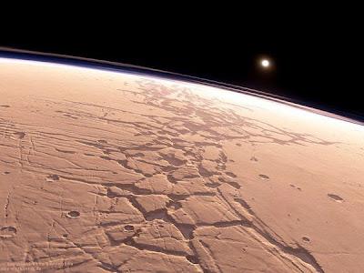 Марсианский лабиринт