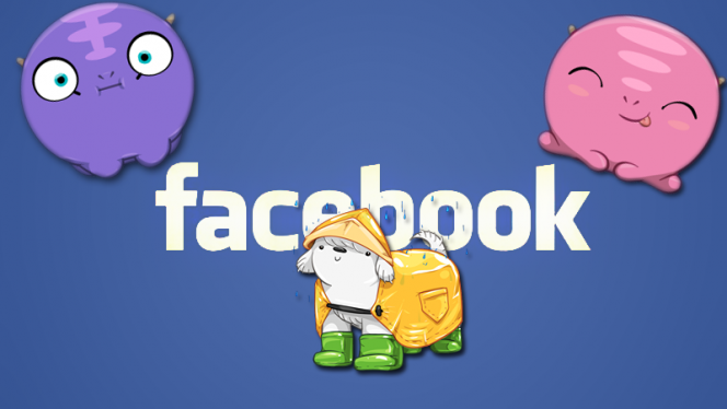 Facebook ahora permite el uso de stickers en comentarios del muro
