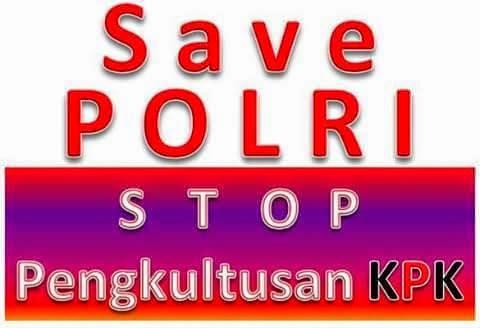 SAVE POLRI