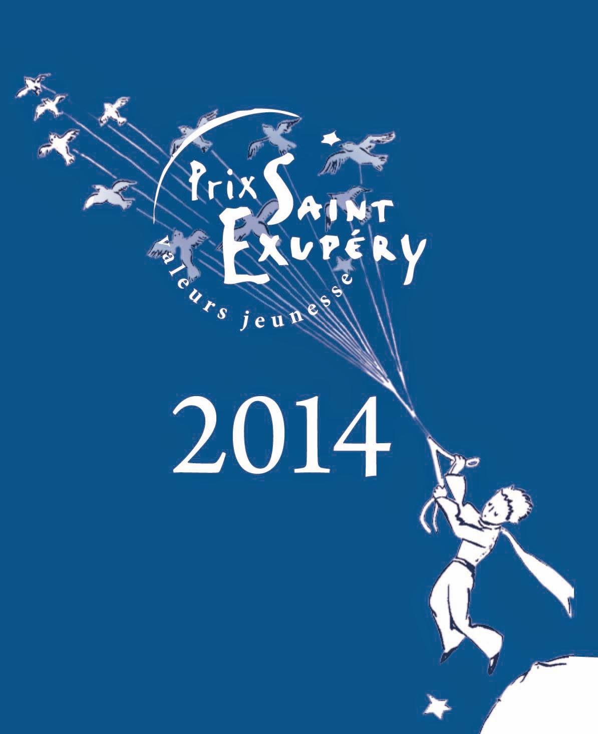 """Prix Saint Exupéry 2014 pour le  """"Baron bleu"""""""