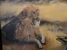 Leeuw Lion