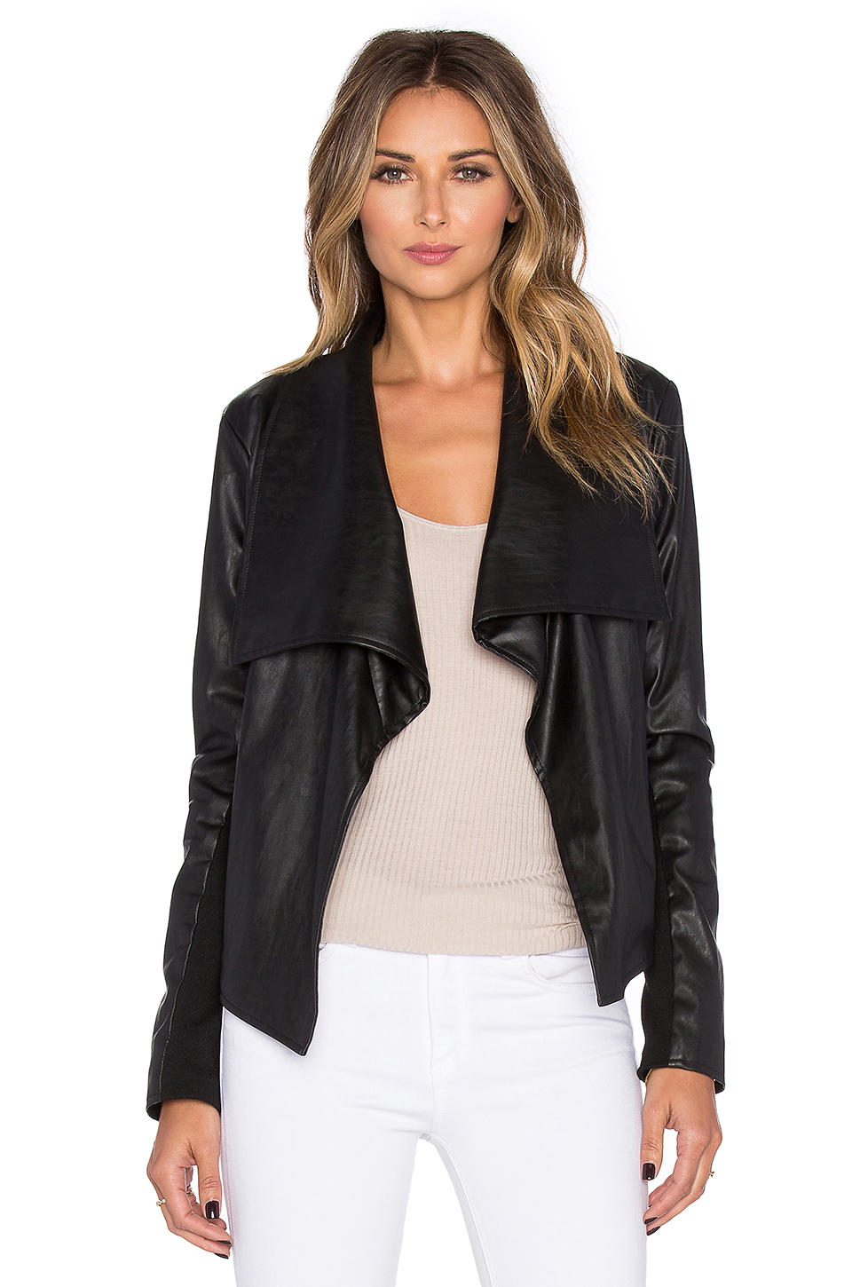 Faux Leather Jacket Roundup - Happily Ever Parker