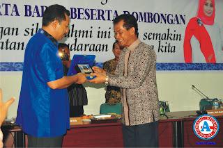 Walikota Jakarta Barat Kagum Atas Kepemimpinan H. Qurais