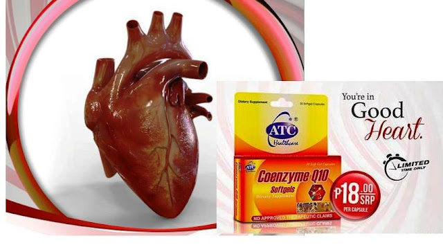 CoQ10: Start the year right with a healthy heart