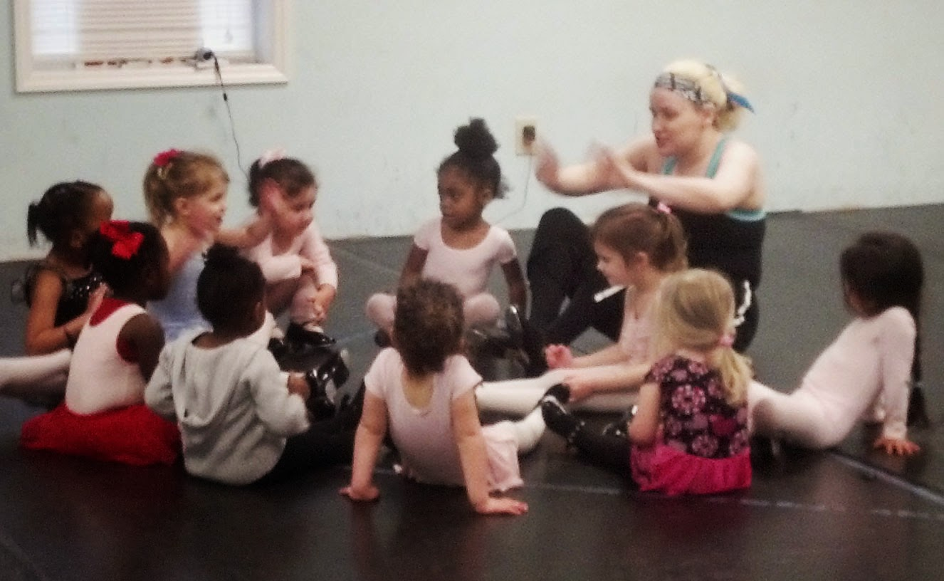 early afternoon toddler dance classes charlotte
