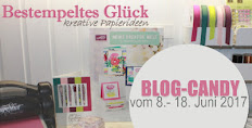Blog-Candy bei Bestempeltes Glück