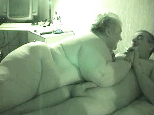 son fucking his old fat mother
