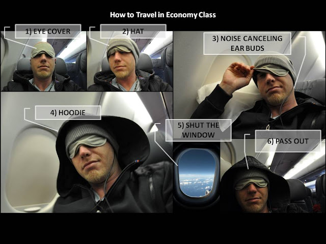 How to Travel in Economy Class