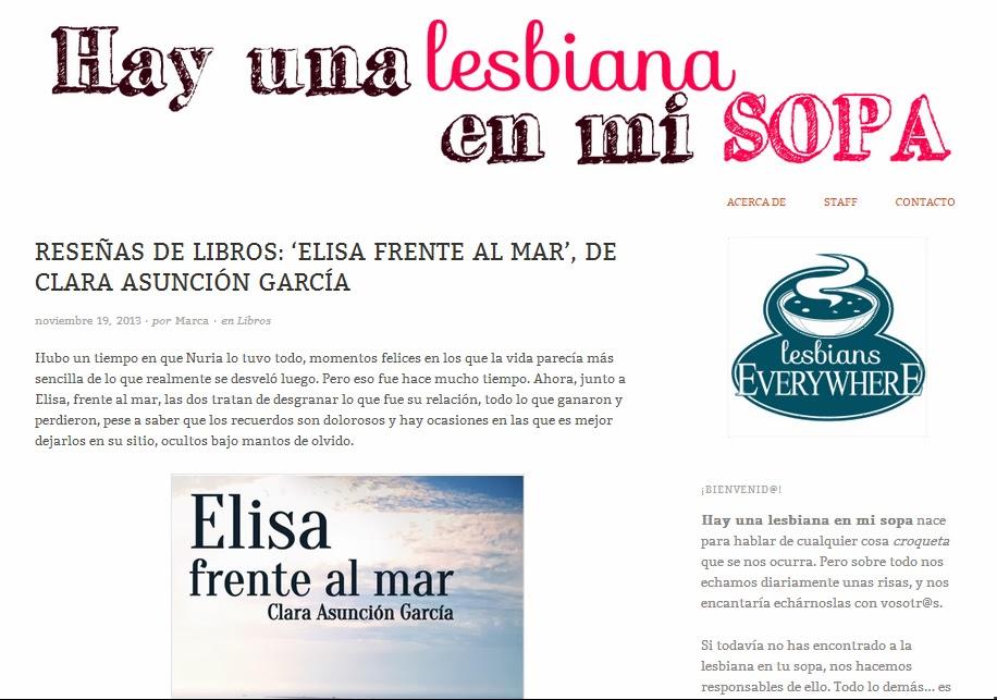 la asuncion lesbian singles Story highlighted a lesbian and deaf couple from maryland miriam de la asuncion, aud nancy gilston, ma echoesfeb2007mech2 01/26/07 3:24 pm.